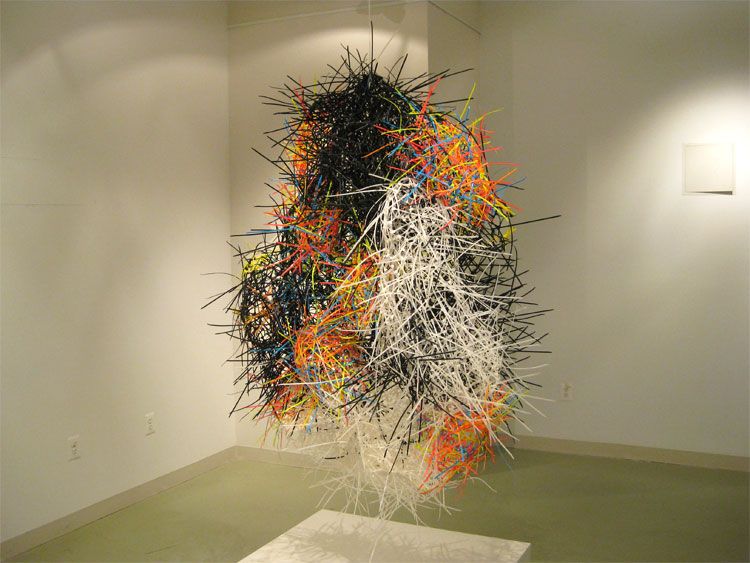 Sculpture Cable Ties