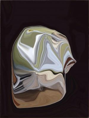 Morphisms Series, Untitled M1371. Artwork by Edmond van der Bijl