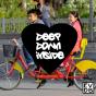 "Dc based artist Edmond van der Bijl cover photo for his melodramatic track ""Down Deeo Inside"""