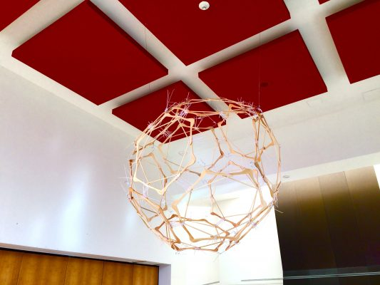 Edmond-van-der-Bijl-Cable-ties-Frencg-Embassy-hanger-globe